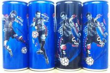 Thailand Pepsi 4 cans FOOTBALL 2014 set 245 ml