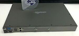 LOT OF 2 HP J8752A J8752-69001 7102DL J8752-61101 PROCURVE SECURE ROUTER