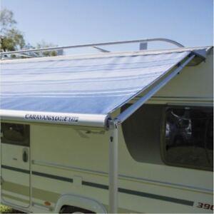 Fiamma Caravanstore Zip Top XL 410 Canopy Royal Blue Caravan 06771F02Q