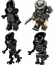 Mini Figure Predator Alien vs Predator Hero AVP LegoMoc Minifigures