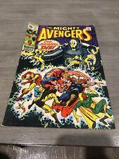 THE MIGHTY AVENGERS #67 Marvel Comics 1969 ULTRON-6 Roy Thomas Story