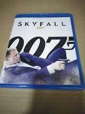 Skyfall 007 blu ray Y DVD