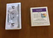 Littlest Pet Shop Monopoly Money And Deed Cards