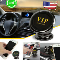 Universal 360° Car Phone Holder Magnetic Mount Stand For iPhone Samsung LG GPS