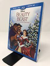 Disney Beauty and the Beast: An Enchanted Christmas (Blu-ray + DVD) No Digital