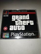 Grand Theft Auto - Collectors' Edition (Sony PlayStation 1) ps1 no booklet