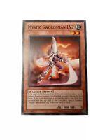M//NM 1st Edition Common LCYW-EN200 Yugioh! Mystic Swordsman LV2