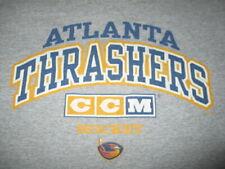 Vintage CCM ATLANTA THRASHERS National Hockey League (MED) T-Shirt