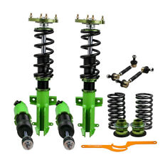Racing Coilovers Kits for Ford Mustang 05-14 Adj. Height & Mounts W/Z Sway Bar