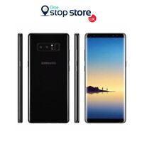 Samsung Galaxy Note 8 Midnight Black N950 - 64GB - Unlocked Sim Free Smart Phone