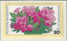 BRD 1976 MiNr. 904-907 Wohlfahrt Gartenblumen Für die Wohlfahrtspflege **