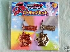 Pokemon Movie Theater Limited 2013 Metal Strap 2P Set MEWTWO & Shiny GENESECT
