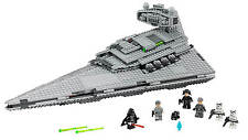 New Lego Star Wars IMPERIAL STAR DESTROYER 75055 - Sealed - Retired Rare