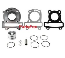 GY6 50cc Cylinder kit Engine Gaskets 39mm piston Chinese QMB139 Moped Scooter