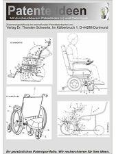 Rollstuhl mit Motor Technologie reparieren 1700 Seiten!