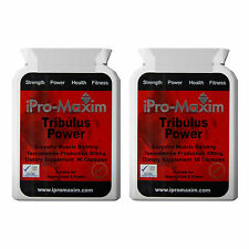 TRIBULUS -180caps TESTOSTERONE BOOSTER- PACKS A PUNCH  EXTREME MUSCLE SUPPORT