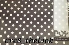 SHERIDAN POP HARU CHARCOAL QUEEN QUILT COVER  (FULLY REVERSIBLE)