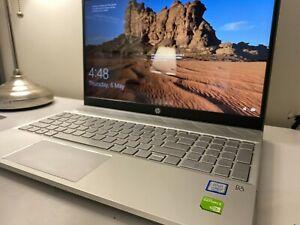 HP Pavilion Laptop 15-cs0xxx, 1 TB,Intel Core i7-8550U 1.8 GHz,UHD Graphics 620