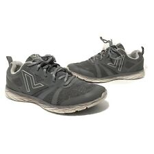 Vionic Womens 335 Miles Running Shoes Size 8.5 Wide Grey