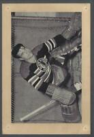 1944-63 Beehive Group II Chicago Blackhawks Hockey Photos #82 Frankie Brimsek
