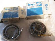 KOYO BALL AND ROLLER BEARINGS SAC0347--S6004 NEW X2