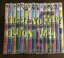 AQUI NO HAY QUIEN VIVA TEMPORADA 1 & 2 COMPLETAS 15 DVD - 30 CAPS DESCATALOGADA