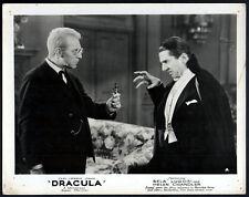 DRACULA 1931 Bela Lugosi, Edward Van Sloan 10x8 LOBBY CARD