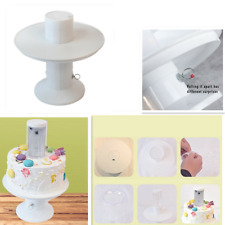 Kids Birthday 2in1 Surprise Popping Cake Stand Cake Holder Wedding Party Decor
