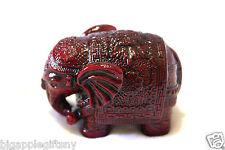 Mini Feng Shui Elegant Elephant  Statue Lucky Wealth Figurine Gift & Home Decor