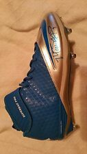 mathew stafford signed lions cleats