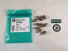 Bearmach Range Rover P38 Short Thread Propshaft Grease Nipples x 10 BR0982