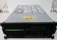IBM Server POWER 750 8233 E8B 2 x Power 128GB 74Y3742 6Core 3,2/8 x 16GB Ram