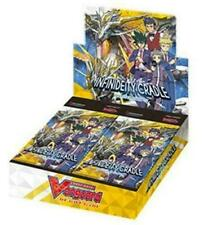 Cardfight Vanguard V BT07 Infinideity Cradle Booster Box NEW SEALED