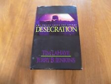 Left Behind 9: Desecration : Antichrist Takes the Throne by Jenkins & LaHaye HC