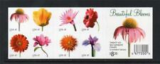 USA MNH 2007 FLOWERS - BEAUTIFUL BLOOMS BOOKLET