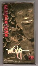 "Mark McGwire 23 Karat Gold Card Special Jumbo Edition 5"" x 2 1/2"""