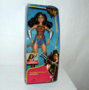 Mattel DC Wonder Woman Battle Ready 2016