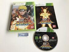 Naruto Shippuden Ultimate Ninja Storm Generations - Xbox 360 - FR - Avec Notice