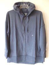AE American Eagle Aerie Womens XL Tunic Sweatshirt Hoodie Grayish Blue New