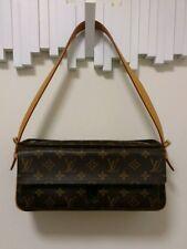 Louis Vuitton Viva Cite MM Monogram Shoulder Bag with Receipt and Dust Bag EUC