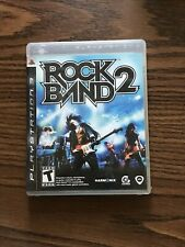 Rock Band 2 (Sony PlayStation 3, 2008)