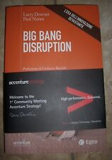 DOWNES E NUNES - BIG BANG DISRUPTION - ED:EGEA - ANNO:2014 (QM)