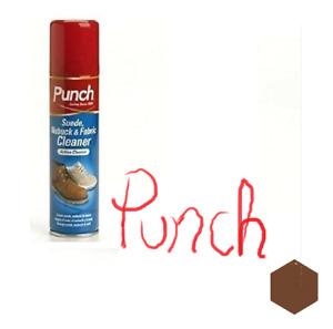 Punch Medium Brown Suede Nubuck Shoe Boots Renovator Spray