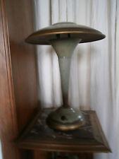 Lampe de bureau champignon moderniste Art Deco design HALAIS