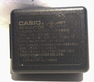 Genuine CASIO Digital Camera USB-AC Adaptor Charger AD-C53U
