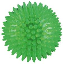 Hedgehog Bright Dog Ball, Thermoplastic Rubber (TPR) 33651