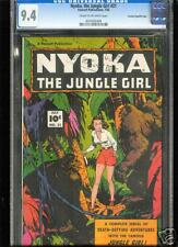 Nyoka, the Jungle Girl #21  CGC  9.4  NM  Universal CGC #0074365008