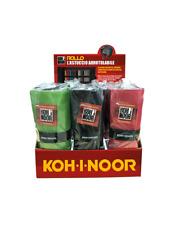 Koh-I-Noor Astuccio Arrotolabile 24 Scomparti 2 Colori Assortiti