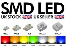 Quality SMD LED 0603 0805 1206 3528 PLCC2 PLCC4 RED ORANGE WARM WHITE BLUE GREEN
