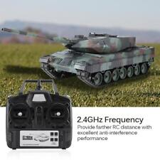 Heng Long 3889-1 1/16 Scale 2.4GHz RC Simulation Model Leopard 2 A6 RC Tank